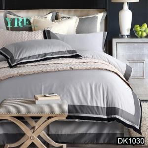 4PCS Cotton Deluxe Coastal Double Bed Sheet Sets